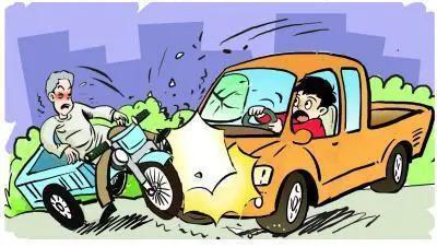 """梅列检察:案例警示   交通肇事找父亲""""顶包""""还骗保,双双获刑!"""