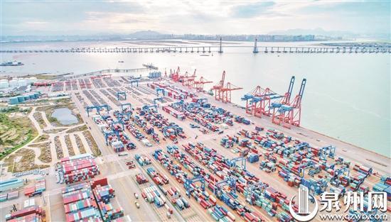 泉州港外贸货物吞吐量逆势增长 上半年完成近200万吨