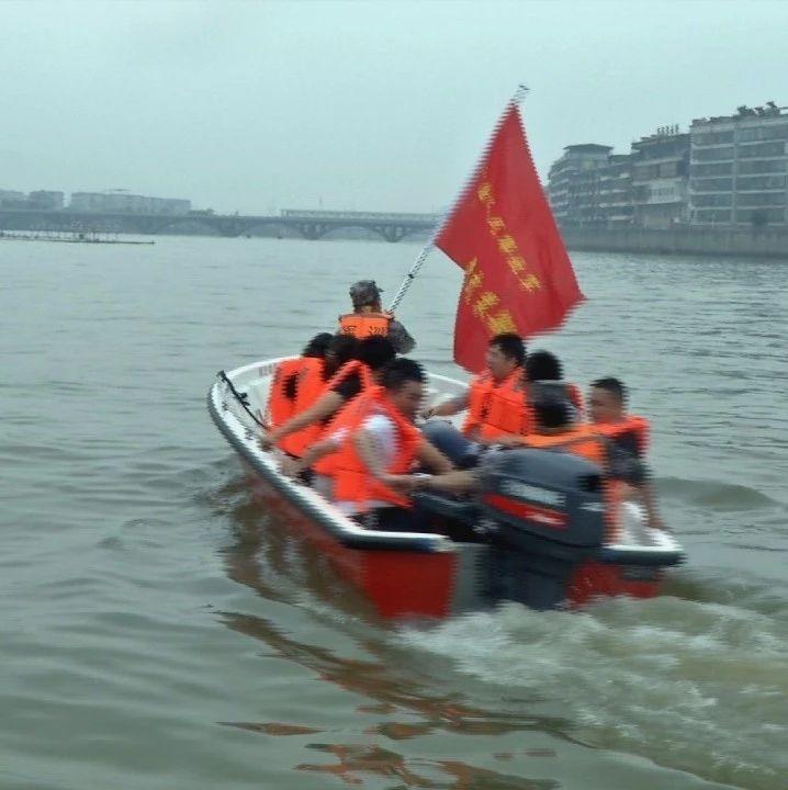 南靖举办防汛演练:预防汛期灾害 建立有力抢险队伍