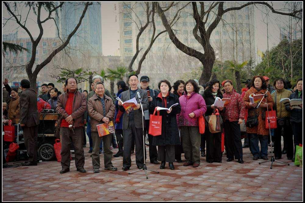 福州市老年大学闽江之波合唱团赴京参赛获金奖