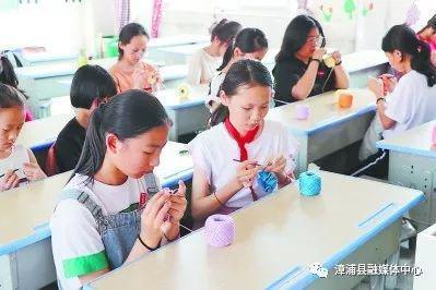 """漳浦特色教育激活校园""""文化磁场"""" 传承古县文化"""