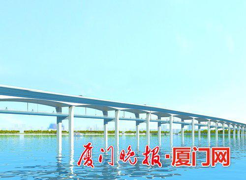■溪东大桥效果图
