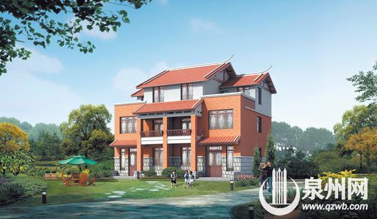 农村住宅设计方案(宅基地80平方米)