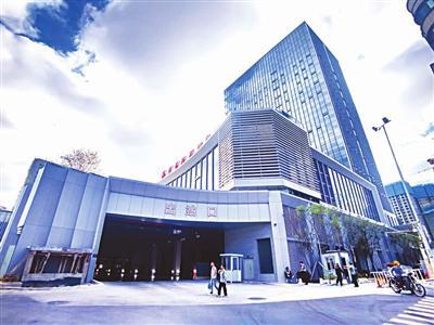 海丝国际旅游中心投入运营