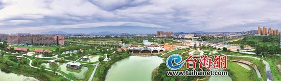 漳州龙文区北环城路西段明年1月有望通车