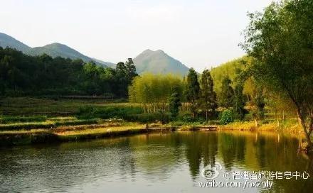 图片来源:@福建省旅游信息中心