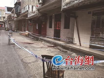 漳州:两男小巷相遇动粗一人受伤不治身亡