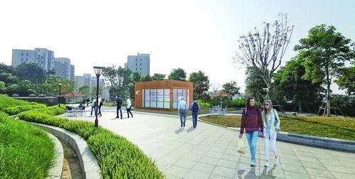 山海健康步道將新增5處便民點 預計今年8月投入使用