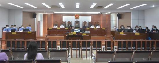 尤溪检察:起诉的泰宁陈某某等14人重大涉黑案一审宣判,主犯获刑十九年半