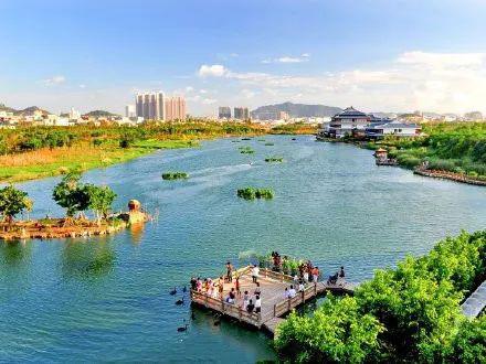 湖里:这个春节想和你游山看湖海,品四时花开