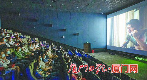 金鸡国际影展昨晚在厦门开映 10天展映32部国际佳片