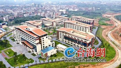 ▲漳州市社会福利中心已全部完工
