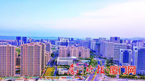 翔安新店镇五个新社区即日起公开征名 最高奖一千元