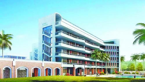 厦门双十翔安校区高中部 翔安体育交流中心选址确定