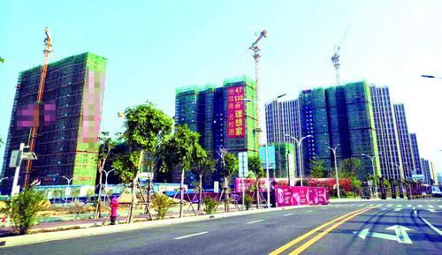 翔安南部新城近期将有多个楼盘推出新房源,备受市场关注。