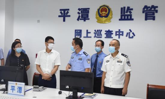 省院高扬捷副检察长到平潭综合实验区调研检察工作