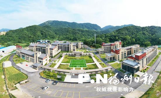 省首个养老领域PPP项目 福州晋安区社会福利中心正式运营