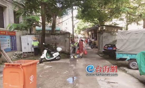 漳州芗城区创新机制 国字号物业为老旧小区兜底