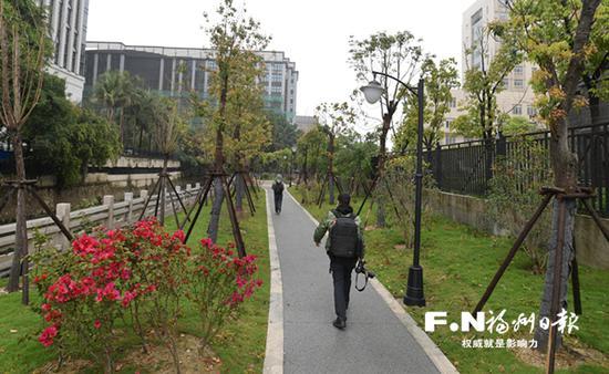 福州龙津河治理全面复工加速收尾 6月底整体完工