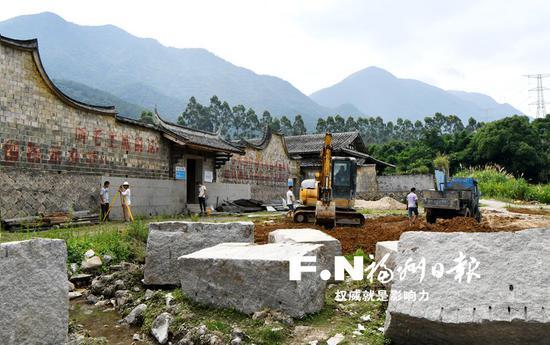 连江丹阳三落厝计划10月修复开放。