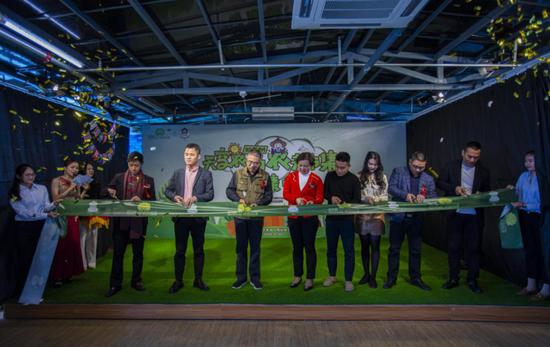 厦门湾悦城欢乐树天空农场农夫市集开幕 打造乡村创意生活体验
