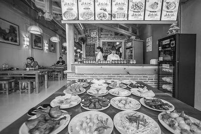 沙县小吃经营二十年超3万家 远赴海外15个国家