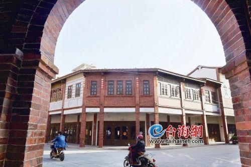  ◆漳州古城一角