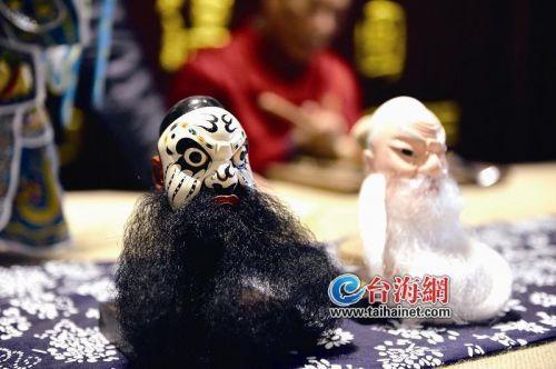   ▲漳州木偶
