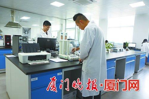 ▲高分子新材料国家专业化众创空间场景。