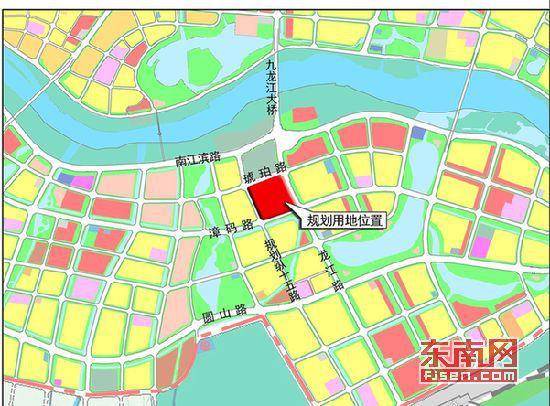漳州市医院高新区院区规划位置