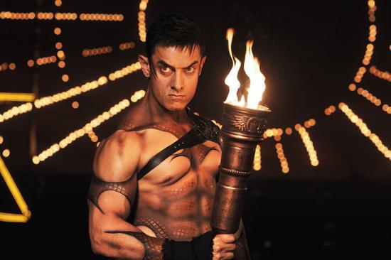 阿米尔·汗逆流而上30年 《印度暴徒》演技集锦更显魅力