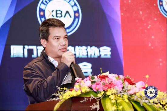 ▲厦门市民政局社会组织管理局调研员 蔡智仙