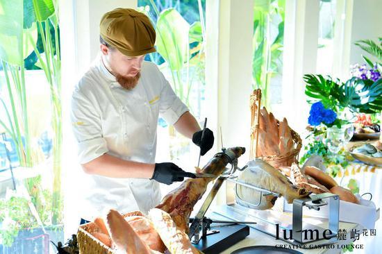 厦门LUME麓屿花园开业 打造南洋法式花园般的花艺创意餐酒廊