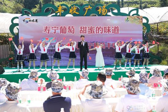 凤阳艺术系高材生献唱《我和我的祖国》