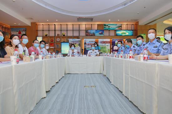 总站举办广西三江旅游推介会