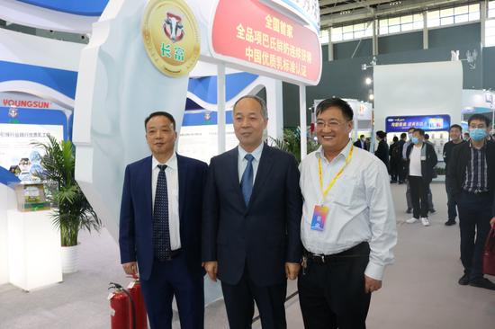 中国奶业20强峰会召开,长富发布三年计划开启奶业新鲜未来