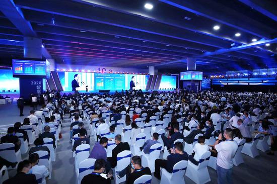 中国电信举办2020天翼智能生态博览会 暨第十二届天翼智能生态产业高峰论坛