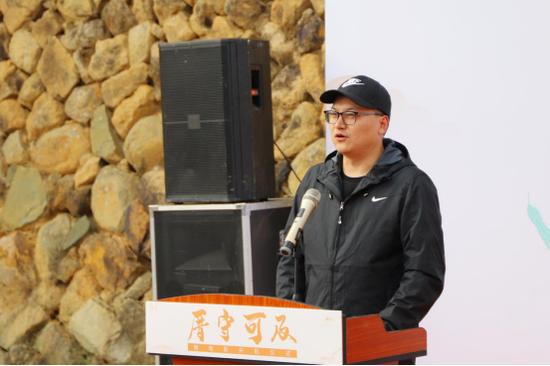 永泰县检察院首部保护古厝题材微电影《厝守可及》开机仪式在爱荆庄举行
