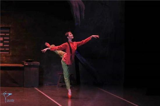 上海芭蕾舞团将携舞剧《白毛女》来厦 原汁原味重现红色经典