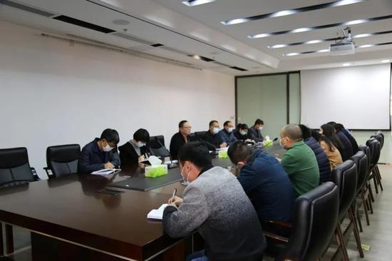 安溪县人民检察院传达学习全市检察工作务虚会精神