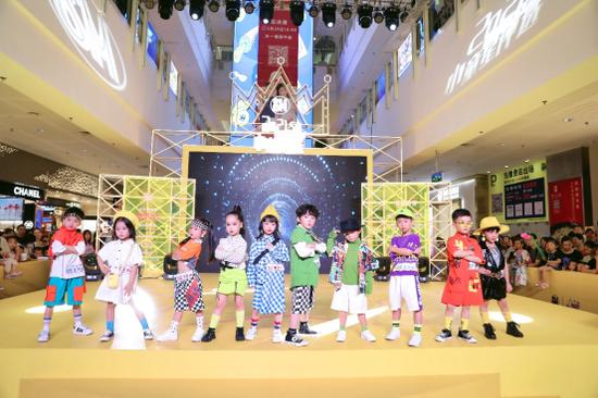 2021SM小童星评选总决赛精彩落幕
