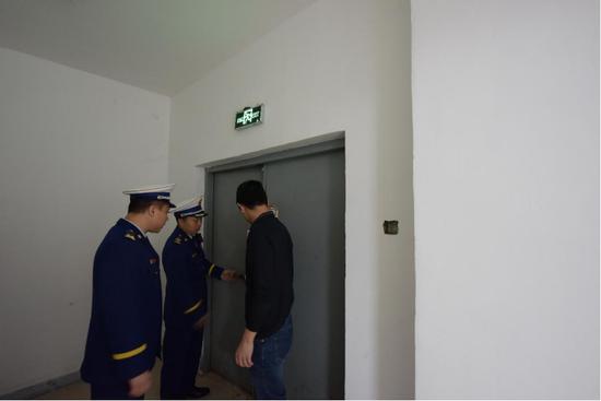 三明消防开展五一期间消防安全检查