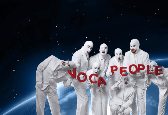 阿卡贝拉人声乐团VOCA PEOPLE将再度来厦