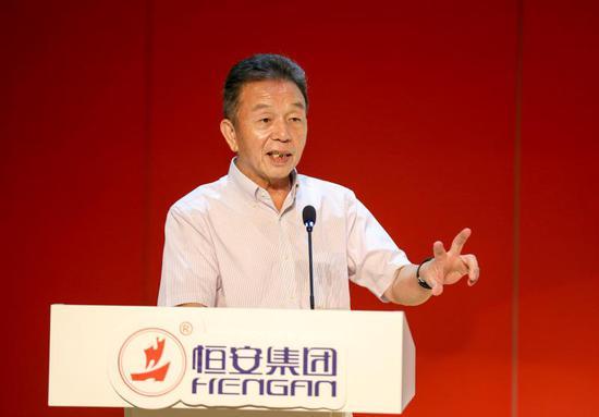 恒安集团总裁许连捷