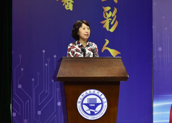 福建省教育厅二级巡视员李燕华致辞