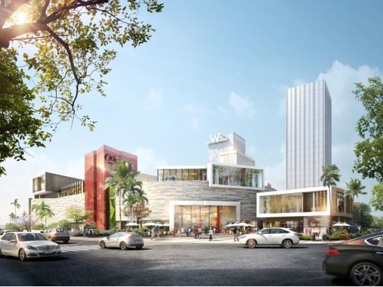 厦门宝龙一城开业在即 打造超高端时代新地标