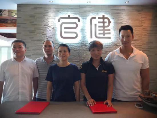 官健体育学院入驻华夏高级技工学院联合办学