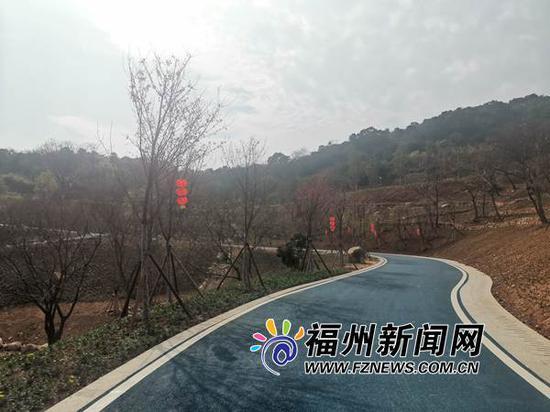 南山生态公园二期建成开放。