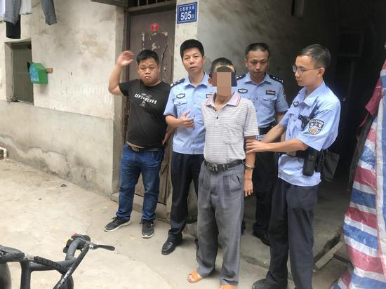 漳州:人口普查得线索  在逃人员被抓获
