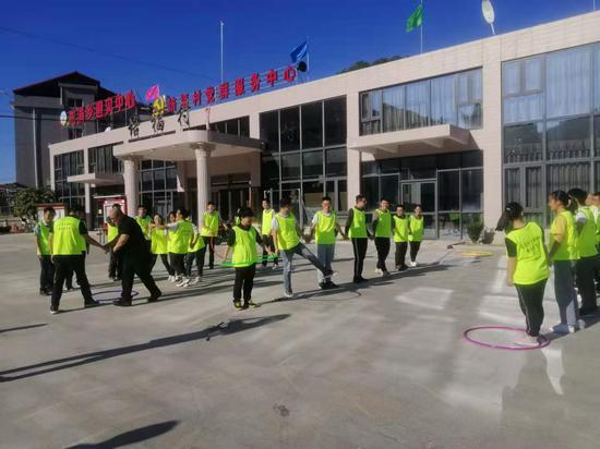 美丽乡村安溪县培福村举办农民体育节助力乡村振兴